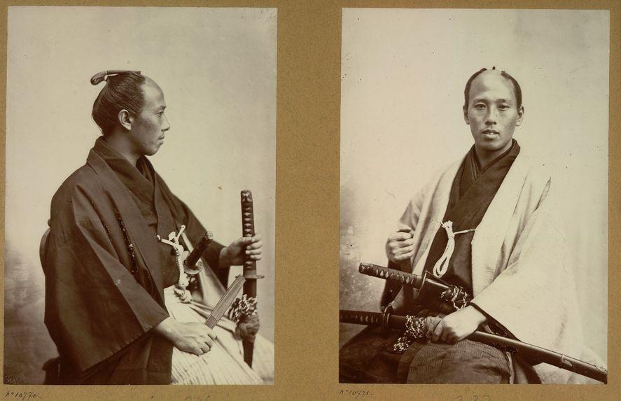 Bes Syo sad zi rô, 25 ans, serviteur du 2ème  ambassadeur du Taïcoun, japonais né à Yédo