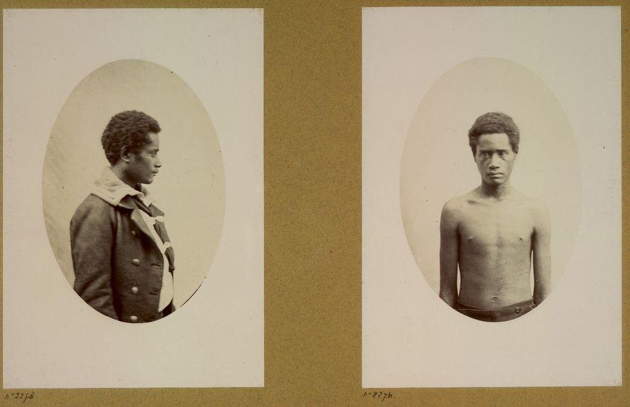 Guhamben, Néo-Calédonien
