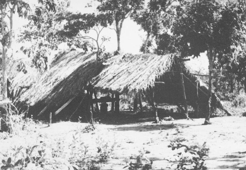 Habitations temporaires caduveo