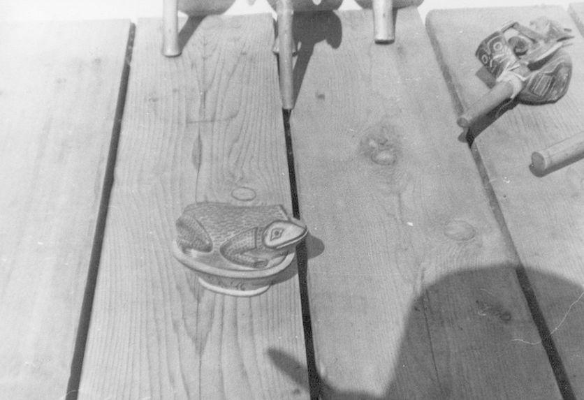 Bol avec couvercle, objet moderne