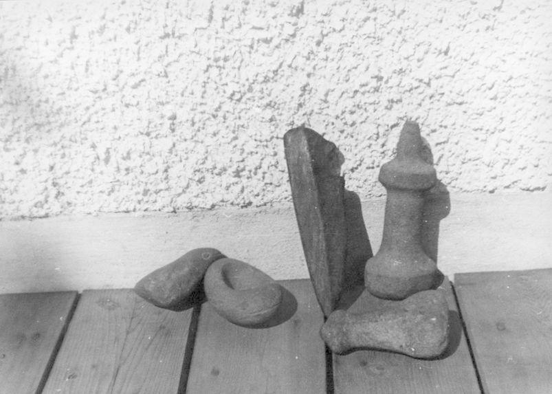 Objet en pierre