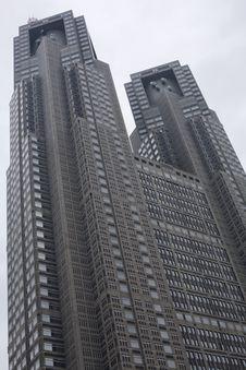 Twin Towers, Tokyo
