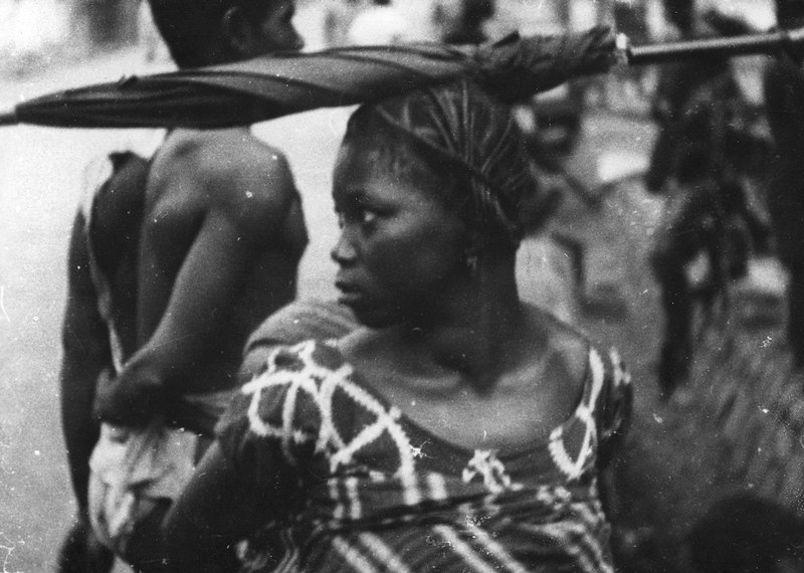 Femme de Bangui