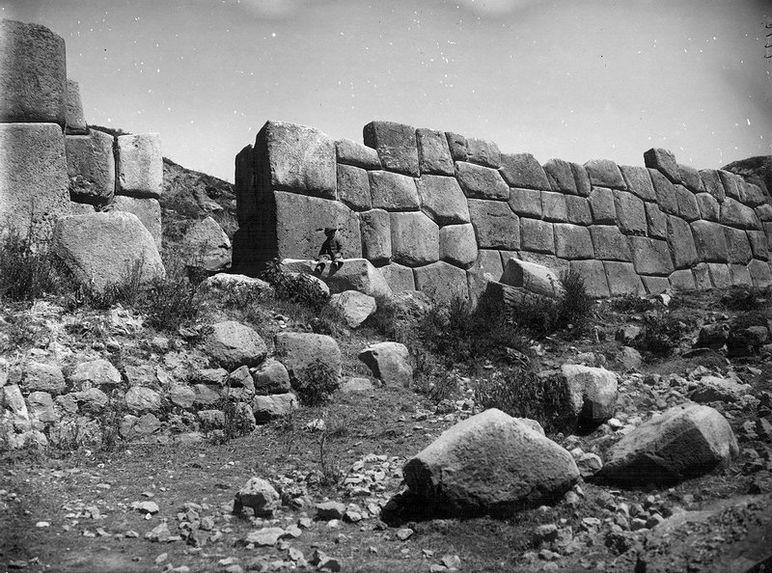 Mur d'enceinte de Sacsahuaman