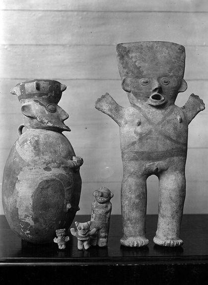 Vases et figurines