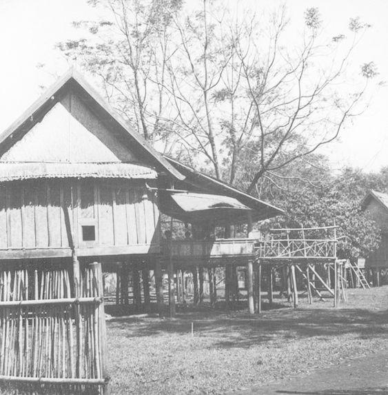 Maison laotienne