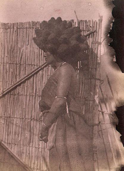 Femme de Djimma