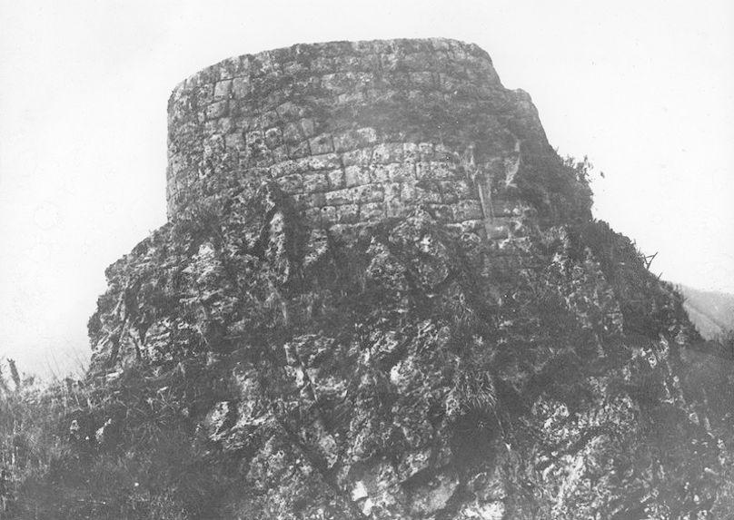Pucara : forteresse.