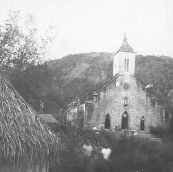 Le Couvent et l'église
