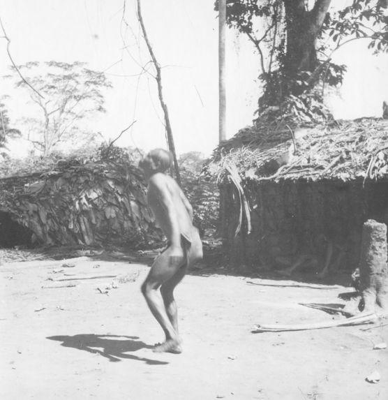 Danse de chasse