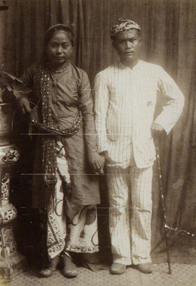 Couple malais