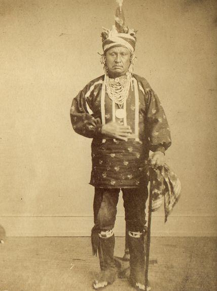 Toku ou l' Eglantier, chef Iowa