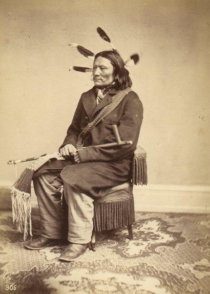 Type indien Dakota Yankton