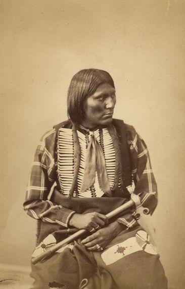 Gray Eagle, Apache-Essa-Queta