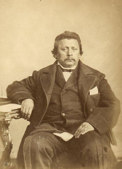 Kiokuk Jr, Indien de la tribu des Sacs et Renards