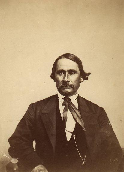 Charles Tucker, Shawnee