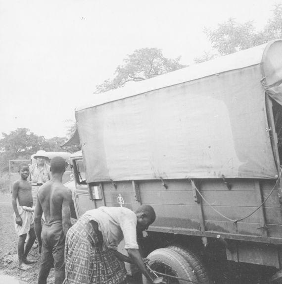 Le camion femme