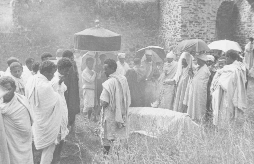 Enterrement d'Ayaleo
