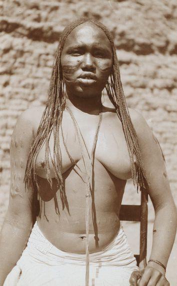 Femme soudanaise