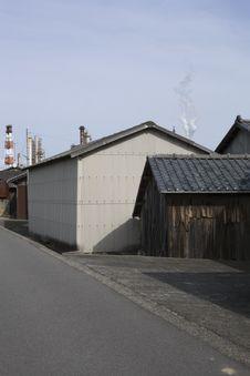 Industrial zone, Imabari, Ehime, Shikoku