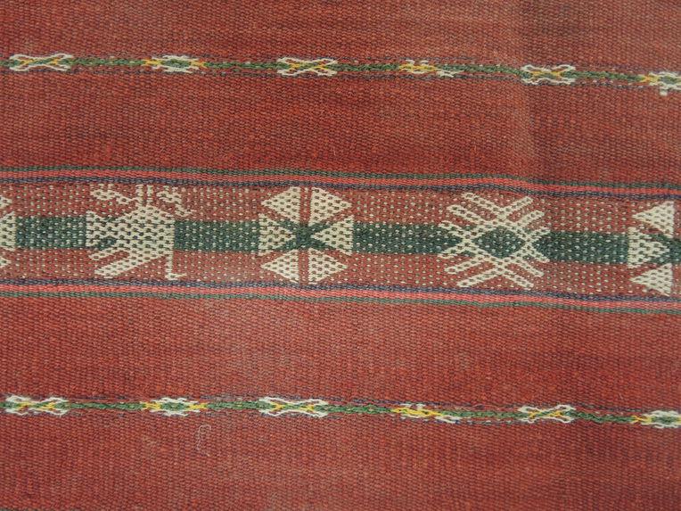 Textile de l'île de Taquile