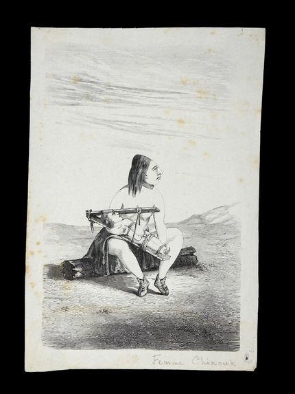 Femme Chinouk