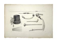 Ornements et armes de la  Nouvelle-Calédonie