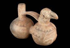 Vase-siffleur : deux panses
