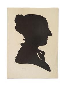 Portrait à la silhouette