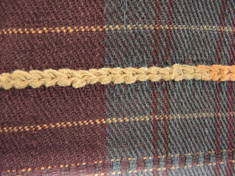 Tissu d'épaule