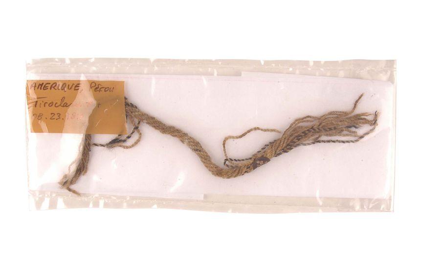 Cordon de ceinture (fragment)