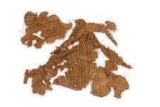 Tunique trapezoïdale (fragment)