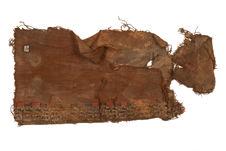 Tunique (fragment latéral)