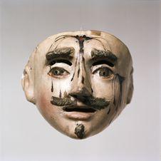 """Masque de """"chuncho&quot"""