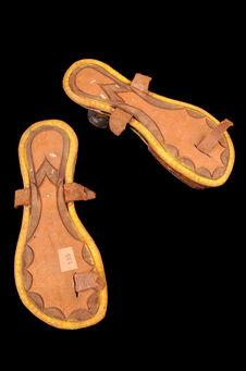 Sandales décorées