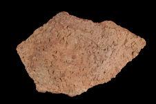Urne funéraire (fragment)