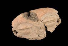 Figurine (fragment)