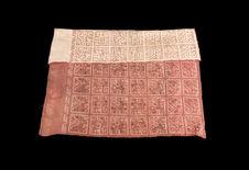 Tissu en double-étoffe