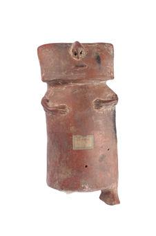Statuette anthropomorphe (fragment)