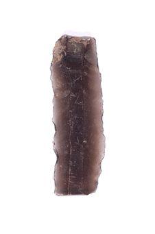 Fragment d'obsidienne
