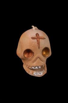 Miniature : crâne