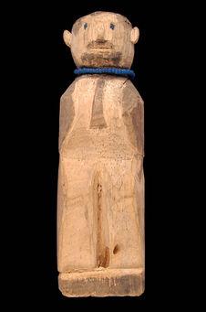 Figurine : personnage représentant un Brésilien