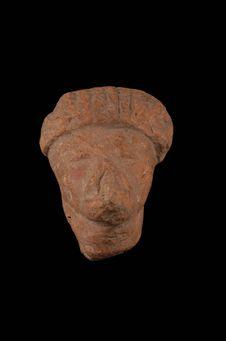 Figurine anthropo-zoomorphe