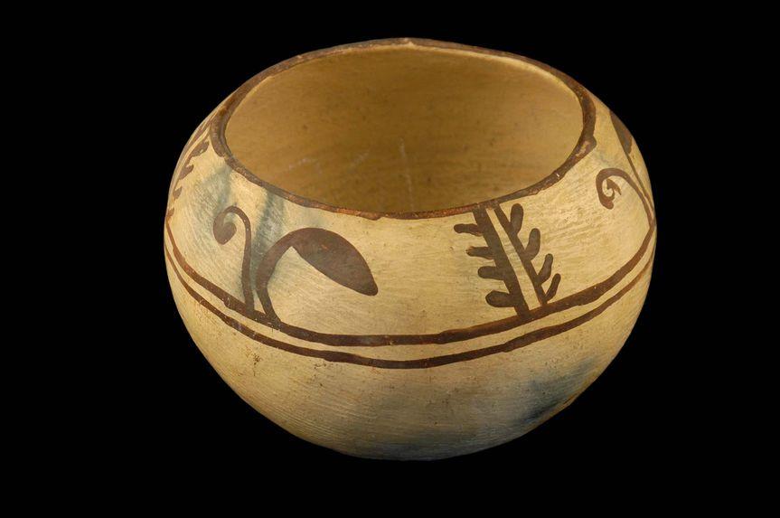 Vase globulaire