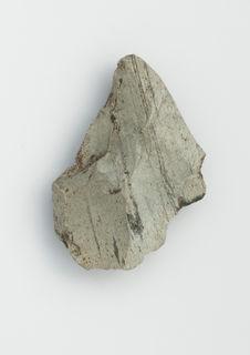Outillage lithique (fragment)