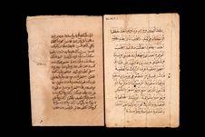 Manuscrit (fragments)