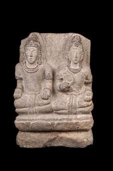 Couple divin Shiva et Uma
