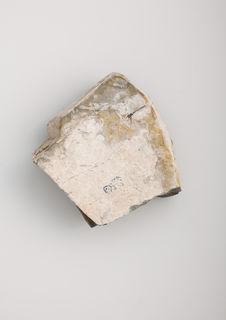 Plaquette (fragment)