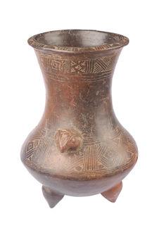 Vase ornithomorphe