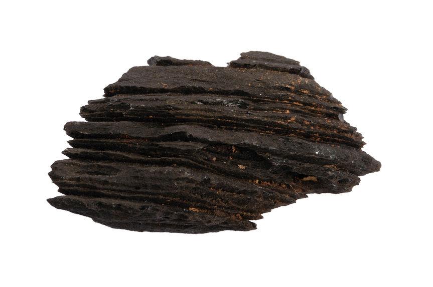 Echantillon d'obsidienne